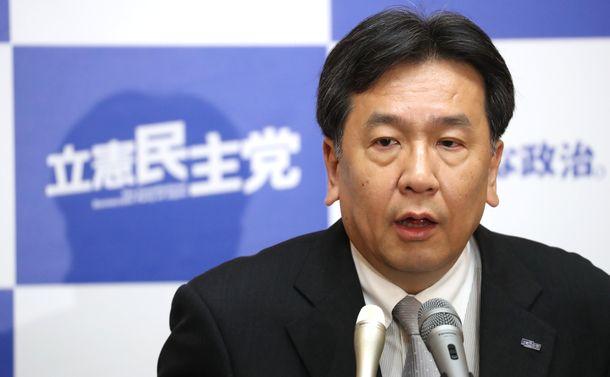 立憲民主党・枝野幸男「一刻も早く政権を渡して」 GoToめぐる西村担当相発言に ネット「それは国民が決めることです」「選ばれる政党になれよ」